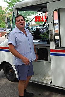 Friendly-mailman