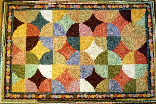 Dottie-rug