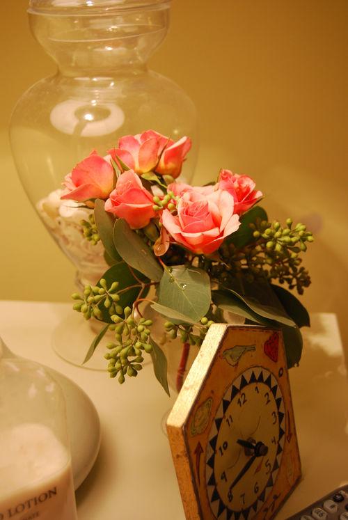 Bedside-roses