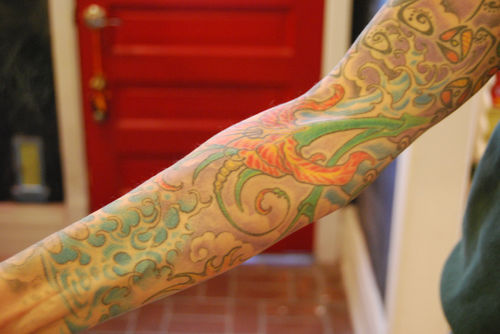 Gayle's-arm