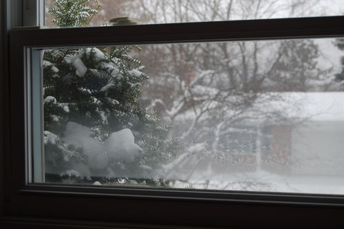 Cold-window