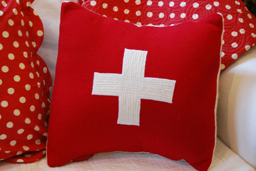 Swiss-pillow