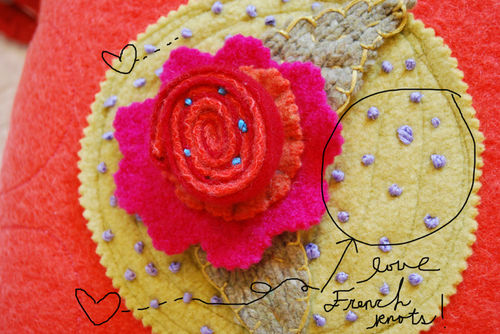 French-knot-love
