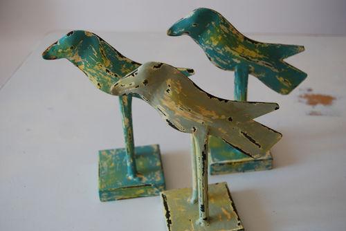 Birds-metal