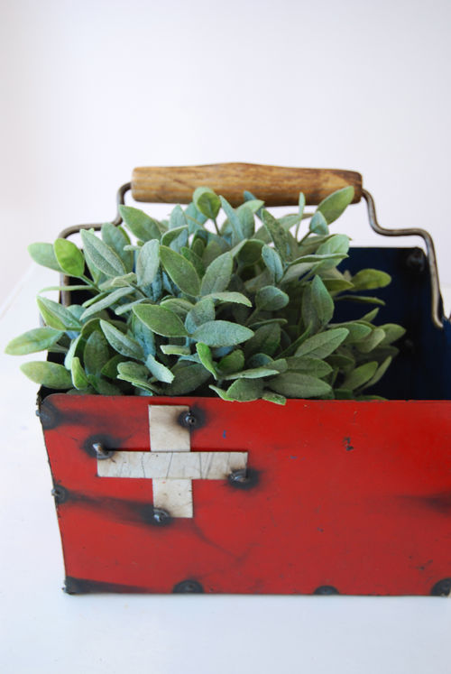 Swiss-bucket