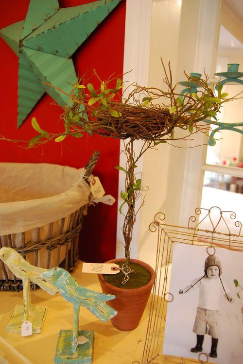 Nest-topiary