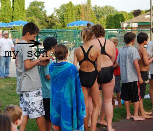 Swim-banquet