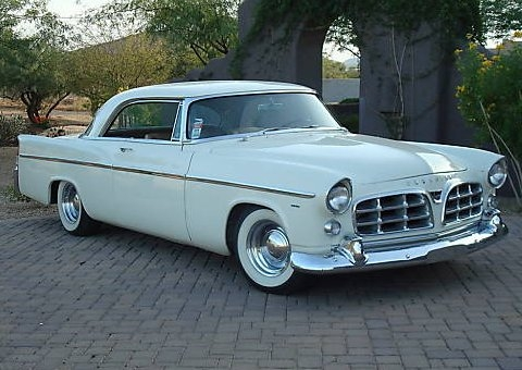 1956_Chrysler_300_B_Hemi_Hot_Rod_For_Sale_Front_1
