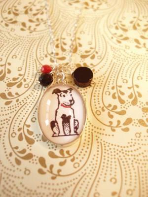 Vintage_dog_necklace