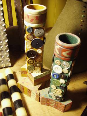 Button_candle_holder