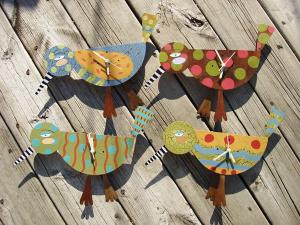 Birdclocks